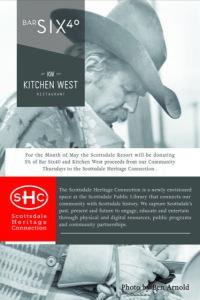 Scottsdale Resort Community Thursday poster